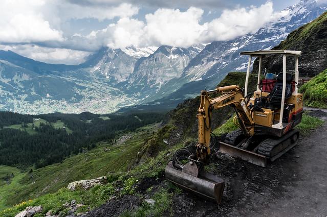 Mountain Digger