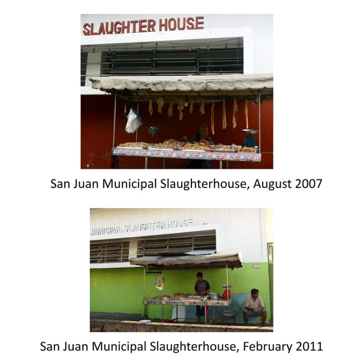 slaughterhouse four years apart- small