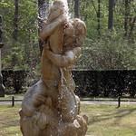 Der Tritonbrunnen im Berliner Tiergarten (1)