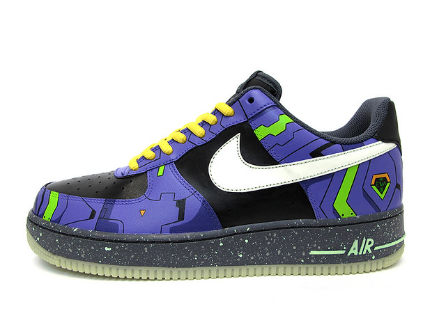 Evangelion Air Force 1