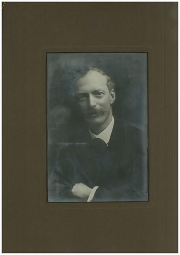 Dr Herbert F. Ransome (1898-1916) Honorary Medical Officer
