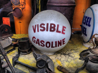Visible Gasoline