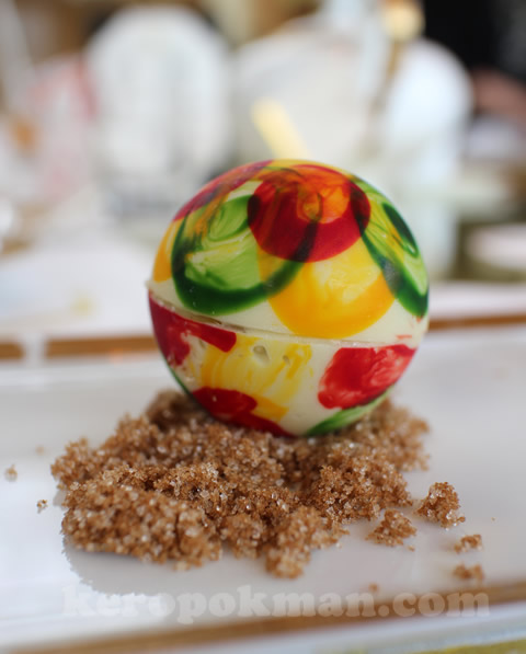 The Ritz-Carlton Millenia - Summer Afternoon Tea @ Chihuly Lounge