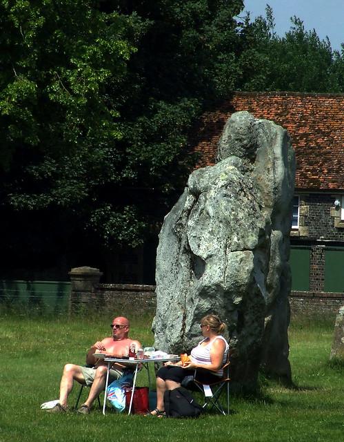 Avebury stones 19