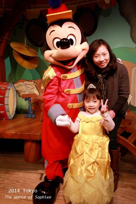 [2014日本]東京迪士尼樂園攻略。遊玩心得分享 - 蘇菲親子旅行趣