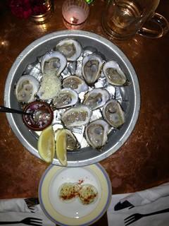 Oysters @ Wallflower