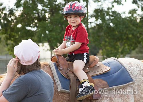 Riding Babe