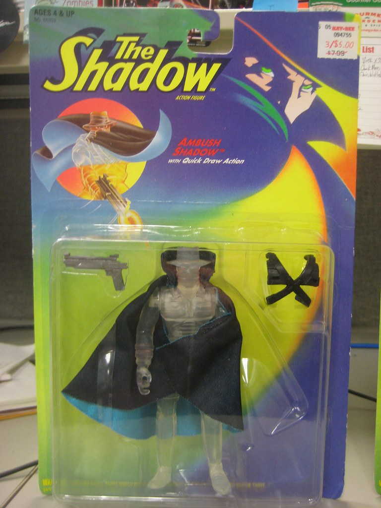 Ambush Shadow action figure