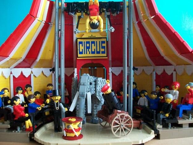 Legoland Circus