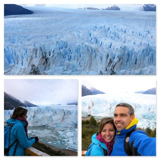 Patagonia argentina, El Calafate y El Chaltén
