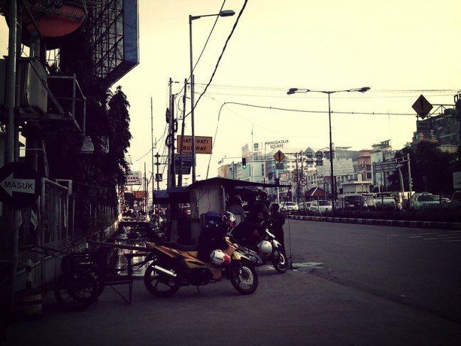 Gunung Sahari Street