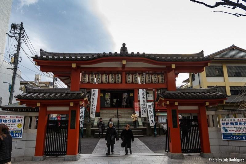 Bishamonten Zenkokuji-2