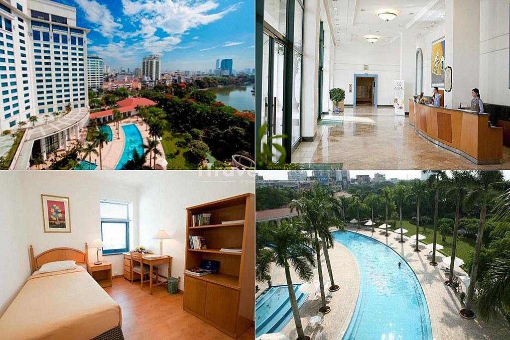 Hanoi Daeha Serviced Apartment