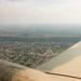 View flying in a Douglas DC-3 Dakota