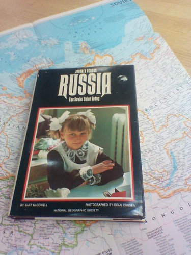 McDowell and Conger, <I>Journey Across Russia: The Soviet Union Today</i>