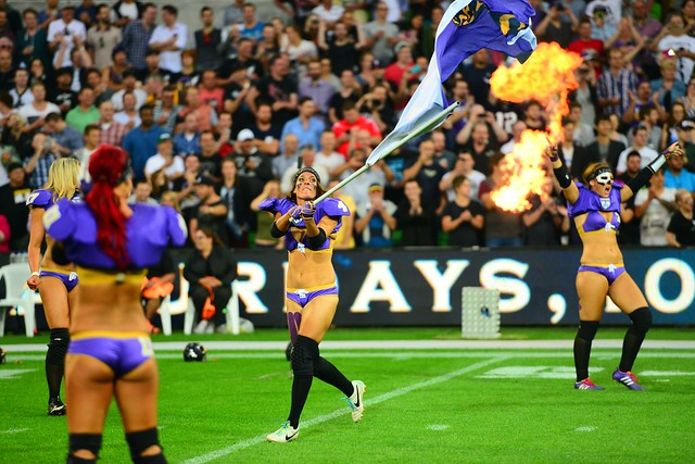 Legends Football League Australia Victoria Maidens Vs