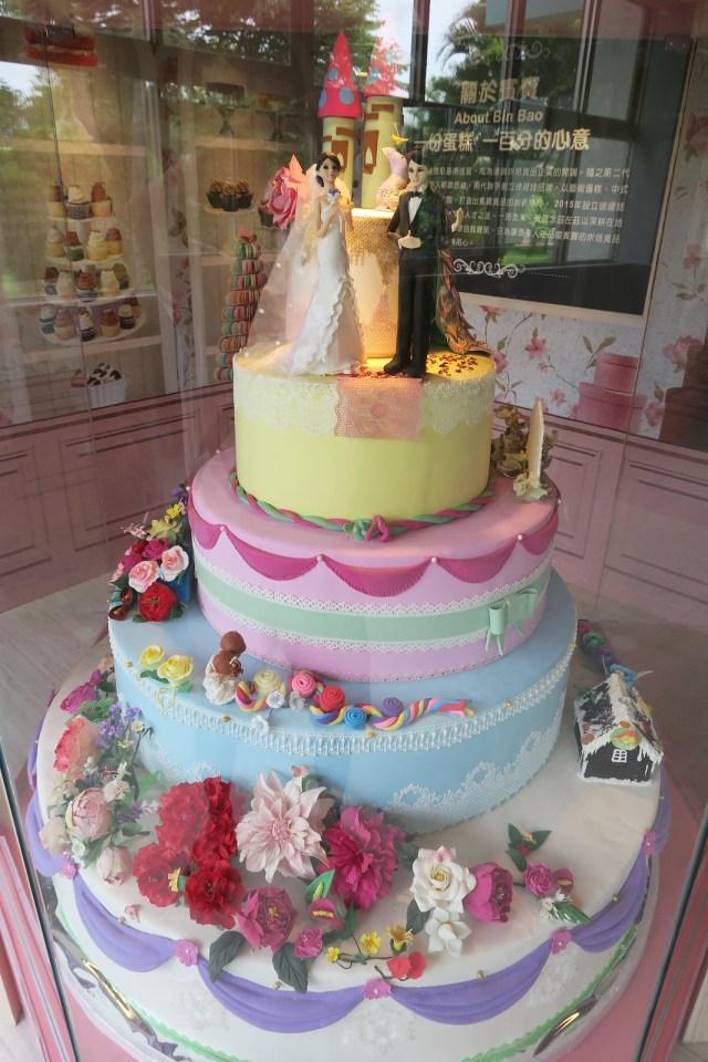 彼緹娃藝術蛋糕 (7)