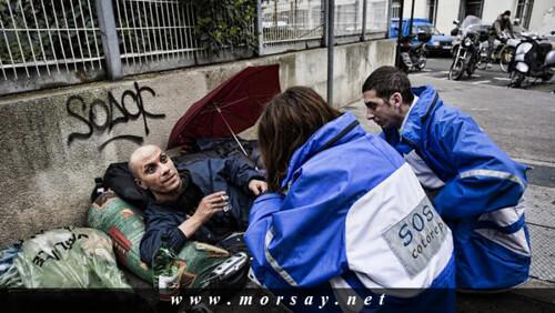 Morsay le SDF