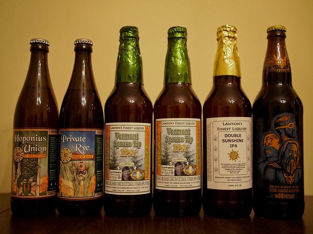 Beer Haul 7-19-2013