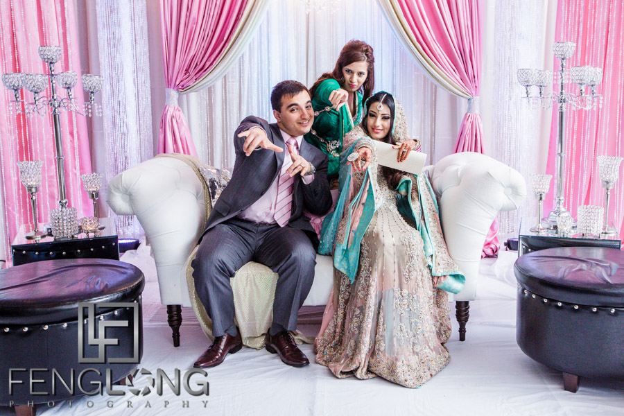 Jennifer & Basit's Valima | Atlanta Hilton Northeast | Atlanta Pakistani Bengali Wedding