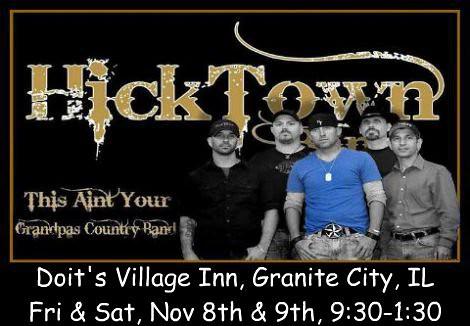 Hicktown 11-8, 11-9-13