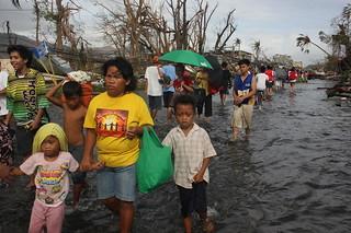 Typhoon Haiyan - Tacloban, Philippines
