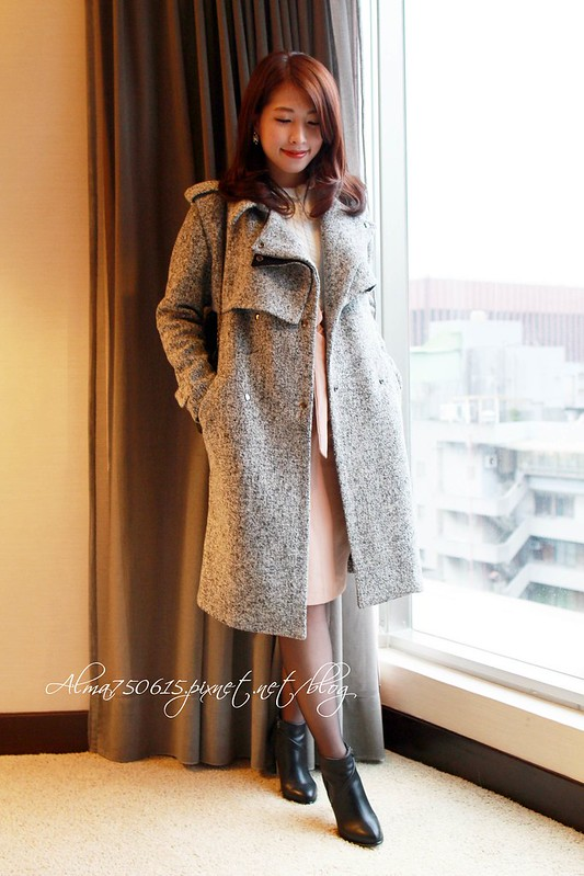 [ Today's outfit ] 2013.12.28│ 祝大家都要幸福喔!冬季的婚禮穿搭♥ @ [ A l m a ] :: 痞客邦