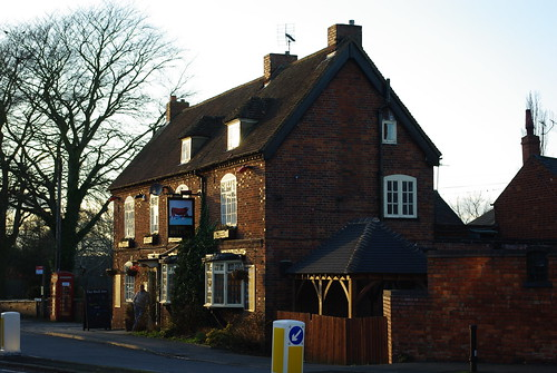 20120219-79_The Bull Inn - Clifton Upon Dunsmore by gary.hadden
