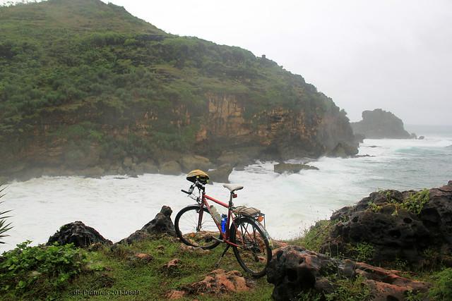 Near the Cliff