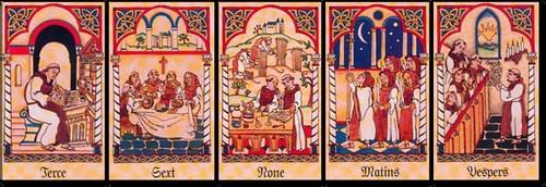 Liturgy of the Hours Baked Not Fried via @fillpraycloset #examen #prayer #catholic