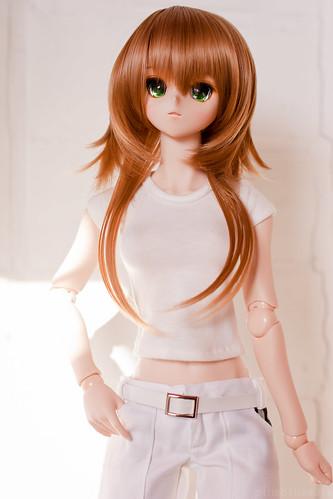 Kyouko white
