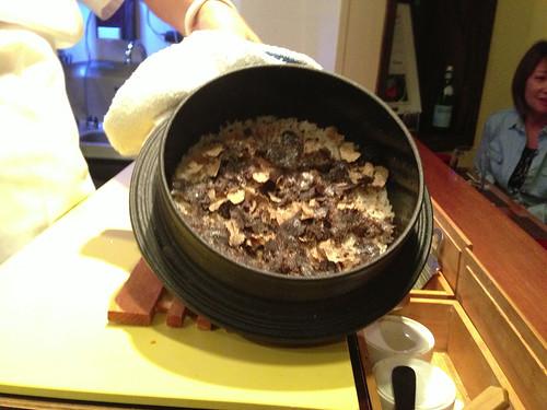 Truffle Gohan
