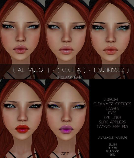 Al Vulo Cecilia for Black Fair