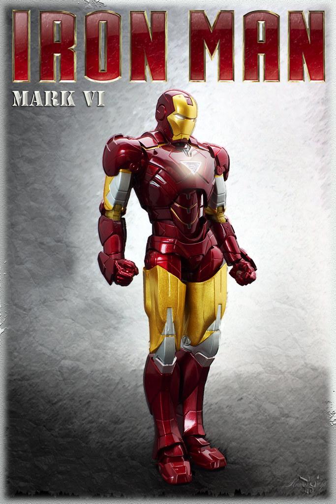 SHF Ironman mk6