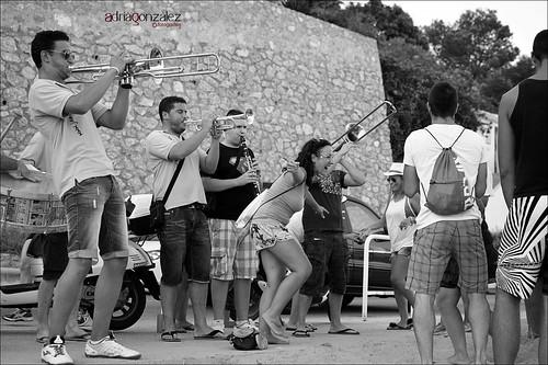 Xaranga a Cullera by ADRIANGV2009