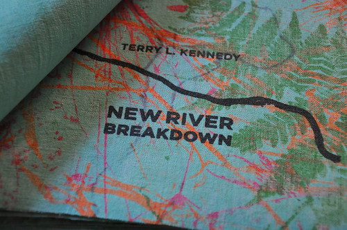 "Final ""New River Breakdown"" covers"