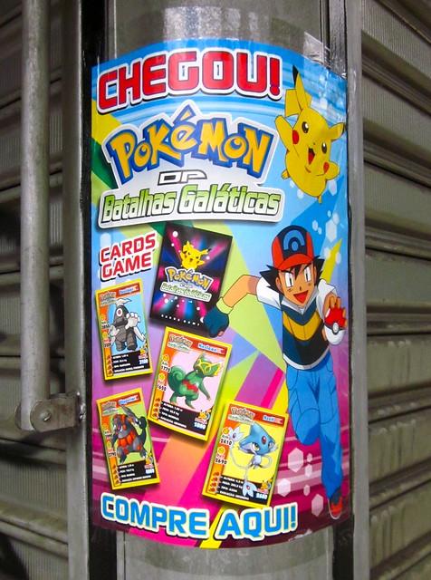 Pokemon Brazil
