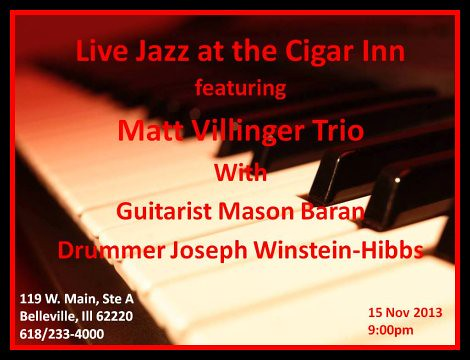 Cigar Inn 11-15-13
