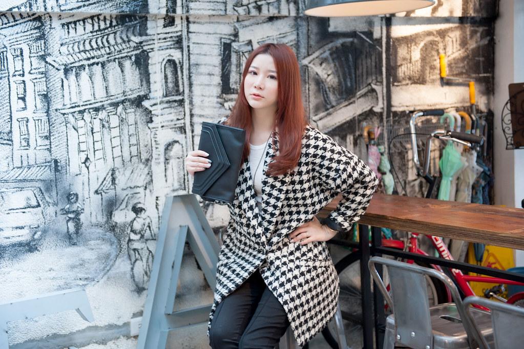 【穿搭】一日穿搭分享Your's Korea正韓服飾 & 二訪東區美好年代 @ 露易絲♥夢遊仙境 :: 痞客邦