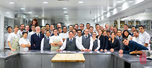 Merry Christmas from The Restaurant at Meadowood