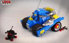 Benny's rover! roVER! ROVER!