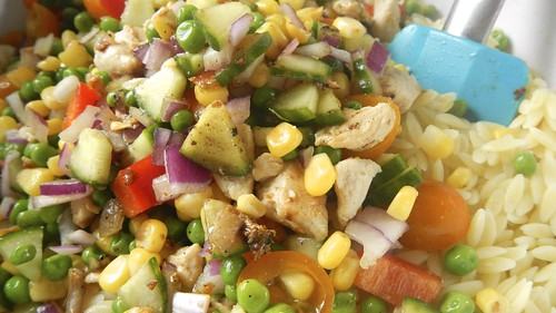 Chicken Orzo Salad 21