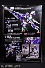 Metal Build 00 Gundam 7 Sword and MB 0 Raiser Review Unboxing (4)