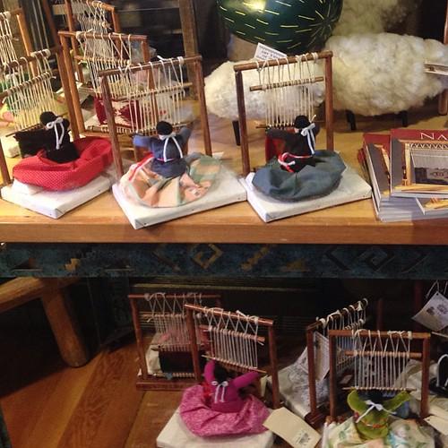 Navaho weavers