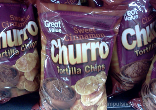 Great Value Sweet Cinnamon Tortilla Chips