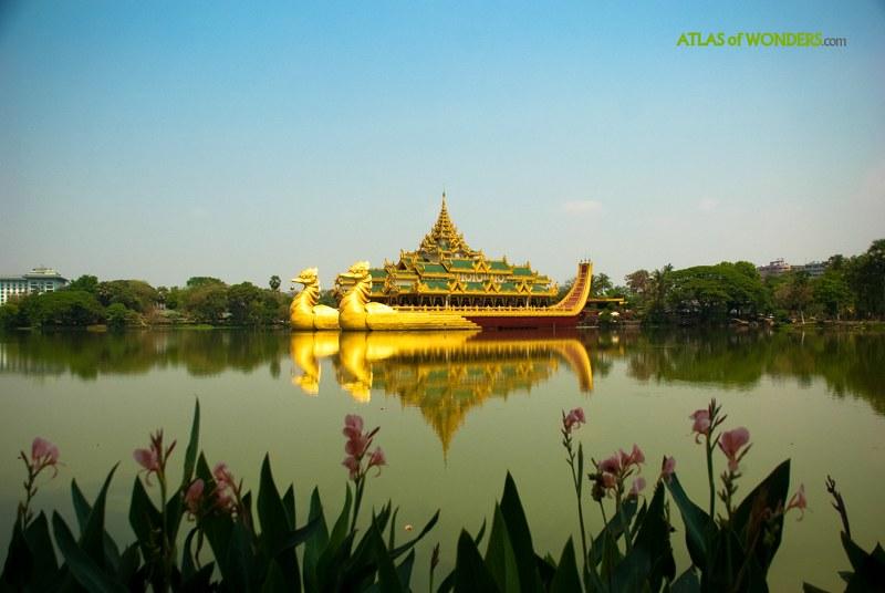 Visual guide Myanmar