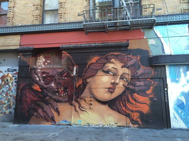 SOMA mural