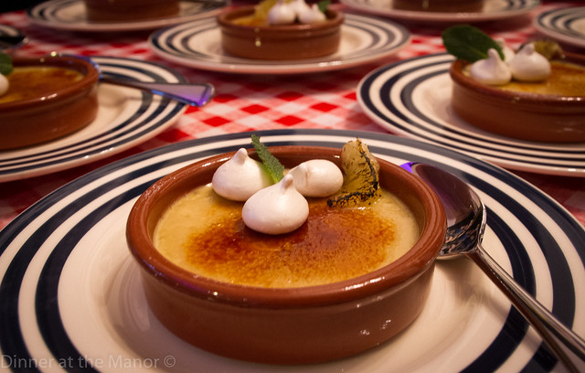 Lemon Verbena Creams