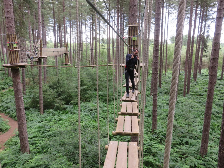 Go Ape Tree Top Adventure (B)