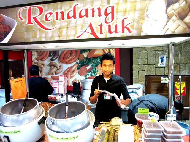 RA stall